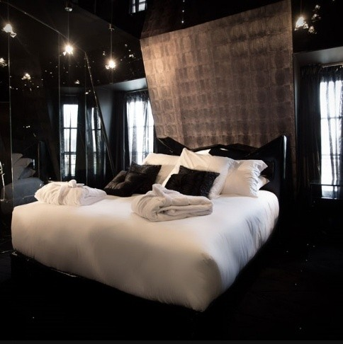 chambre romantique paris