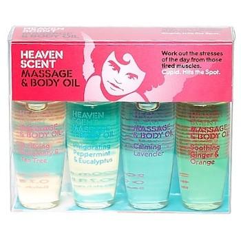 Huile de massage Heaven Scent