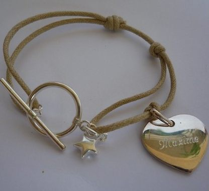 bijoux personnalises