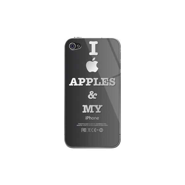 coque i love apples
