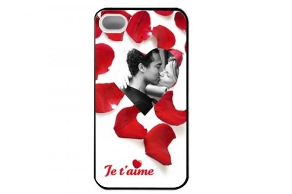 coque iphone amour