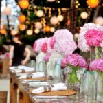 Bouquets de fleurs de mariage